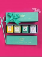 Gardner Street Blue Box Set of 4 Minis