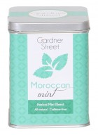 Gardner Street Pyramid Tea Bag  - Herbal Moroccan Mint Tea