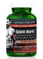 Health Naturels Quick Burn Plus Herbal Fat Loss (500 mg)