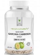 Health Naturels Quick Burn Garcinia Cambogia Extract
