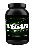 Health Naturels VEGAN Protein Enriched with Almond and Walnut Universal