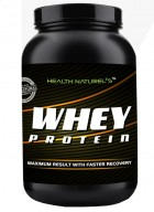Health Naturels Whey Protein Maximum Result With Faster Recovery