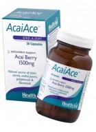 HealthAid Acai Ace-Acai Berry 1500mg 30 Capsules