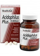 HealthAid Acidophilus Plus-4 Billion