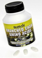 HealthAid Branched Chain Amino Acids-BCAA-With Vitamin B6