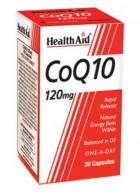 HealthAid CoQ10 120mg