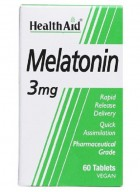 HealthAid Melatonin 3mg