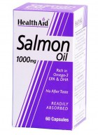 HealthAid Salmon Oil 1000mg