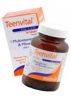 HealthAid Teenvital-Multivitamin-Minerals with Lutein