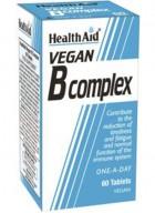 HealthAid Vegan B Complex