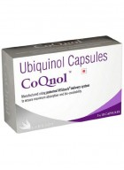 Aarkios CoQnol (Ubiquinol) 100mg 10 Capsules