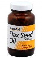 HealthAid Flaxseed Oil 1000mg (Omega 3.6.9)