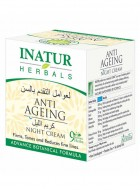 Inatur Herbals Anti Ageing Night Cream