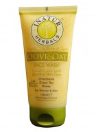 Inatur Herbals Olive & Oat Face Wash