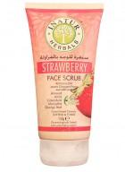 Inatur Herbals Strawberry Face Scrub