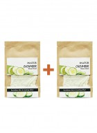 Inatur Cucumber Sheet Mask 38g (Pack of 3)