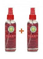 Inatur Aqua Rosa Toner (spray) 100ml (Pack of two)