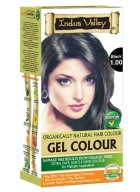 Indus Valley Natural Black Gel Hair Colour