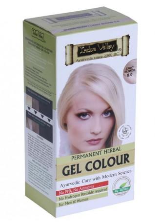 Indus Valley Natural Light Blonde Gel Hair Colour