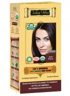 Indus Valley 100% Oragnic Soft Black Hair Colour