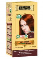 Indus Valley 100% Oragnic Flame Red Hair colour