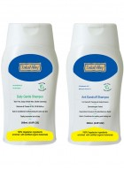 Indus Valley Combo Pack (Daily Gentle Shampoo and Anti-dandruff Shampoo)