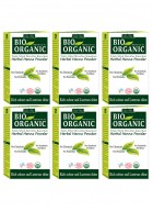 Indus Valley Bio Organic Herbal Henna Powder (Set of 6)