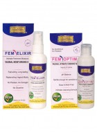 Indus Valley Women Intimate Hygiene Combo Pack