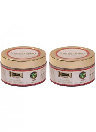 Indus Valley Organic Intensive Hydra Eye Cream - Pack of 2