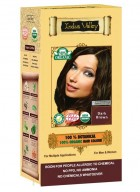 Indus Valley 100% Organic 100% botanical Dark Brown Hair Colour