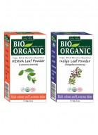 Indus Valley Bio Organic Henna Combo (Indigo and Red Henna)