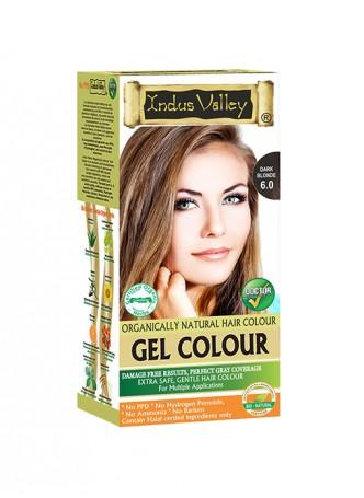 Indus Valley Natural Dark Blonde Gel Hair Colour
