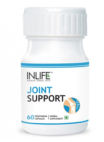 Inlife Joint Support Supplement (60 Veg. Capsules)