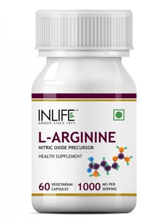 Inlife L-Arginine 1000mg