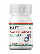 Inlife Safed Musli Extract, 500mg
