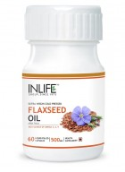 Inlife Omega 369 - Flaxseed Oil 60 Caps