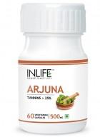 Inlife Arjuna 60 Vegetarian Capsules