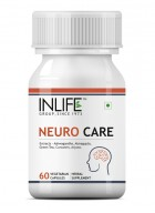 Inlife Neuro Nerve Care Supplement 500 mg - 60 Veg Capsules