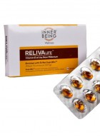 Inner Being Wellness Reliva Life Vitamin E 50mg (Pack of 2)