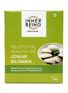 Inner Being Jowar Idli Rawa 500 g Pack of 2
