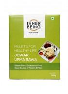 Inner Being Jowar upma Rawa 500 g (pack of 2)