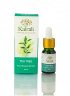 Kairali Tea Tree Essential Oil - Reduces Hairfall and Dandruff (Pack of 2)