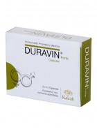 Kairali Duravin Forte Capsules - Non-hormonal aphrodisiac (2 x 10 Capsules) - Pack of 2
