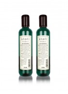 Khadi Natural Amla and Brahmi Hair Oil - 210ml Set Of 2