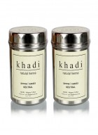 Khadi Natural Herbal Natural Henna(Senna/Cassia) - 150g Set Of 2