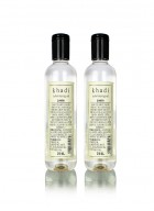 Khadi Natural Jasmine Massage Oil - 210ml Set Of 2