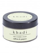 Khadi Saffron and Papaya Anti Ageing Cream Anti Wrinkle
