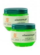 Khadi Aloevera Gel with Liqorice & Cucumber
