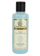 Khadi Aloevera With Scrub Herbal Face Wash