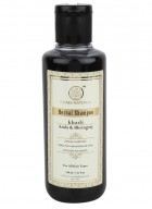 Khadi Natural Herbal Amla and Bhringraj Shampoo